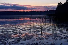 Озеро Подкостёлок, Западная Беларусь