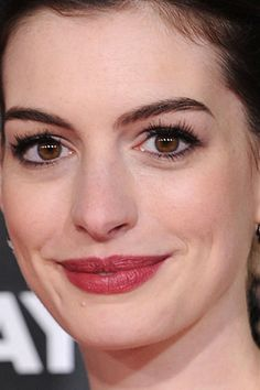 5-Minute Makeup Looks for Your Skin Tone  Anne Hathaway. fair skin