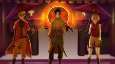 Anime Naruto  Naruto Uzumaki Sharingan (Naruto) Sasuke Uchiha Sakura Haruno Wallpaper
