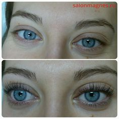 #botoxlashes   Before and After.