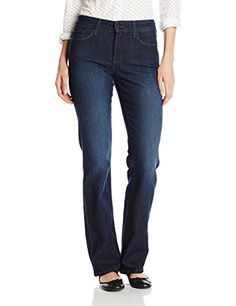 NYDJ Womens Barbara Bootcut Jeans Burbank 12 -- You can find out more details at the link of the image. (Note:Amazon affiliate link)