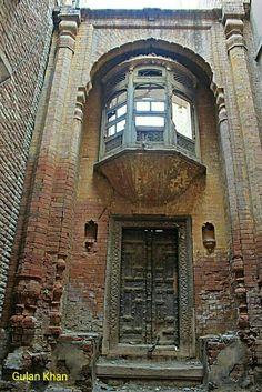 So fantastic photography of beautiful old Door in Peshawar Khyber Pakhtunkhawa Pakistan