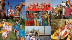 Festivals of India – learn brief information on cultural and customary backdrop of India.