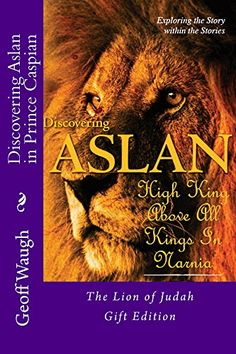 This book is a devotional commentary about Aslan in 'Prince Caspian' by C. S. Lewis, Gift Edition in colour. It describes the background to the book and the way the Lion of Judah is reflected in the...