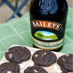 Bailey's Chocolate Cookies