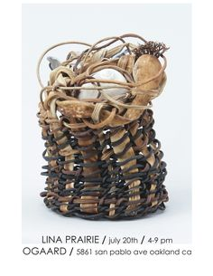 kelp basket by Lina Prairie (http://www.pointreyesart.com/user/64)