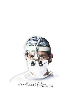Grey's Anatomy - Dr Shepherd