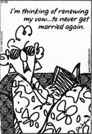 Marriage is SOOO overrated... I will never get married again!!!