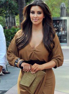Kim K fashion