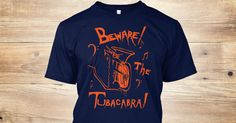 The TubaCabra returns with this simpler, newer version.Not to be confused with the 'Chupacabra'. The dreaded TubaCabra resembles a scrawny, wild coyote playing a tuba; andhas only two abilities 1) playing the tuba and 2) Afflicting unsuspecting tuba players with guilt trips for not practicing enough.Enjoy!
