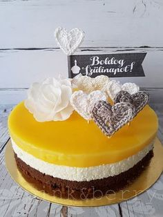 Non plus ultra Sweet Recipes, Cake Recipes, Dessert Recipes, Choco Fresh, Torte Recepti, Fanta, Cake Piping, Non Plus Ultra, Beautiful Birthday Cakes