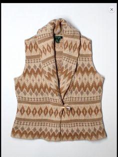 Ralph Lauren vest :)