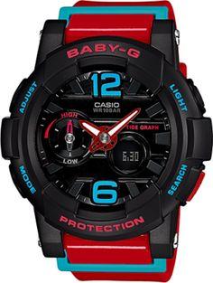 Kolejny piękny zegarek z kolekcji Baby-G :)