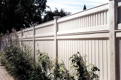 """72"""" Westbrook privacy fencing #fence #fencing #yard #backyard #outdoor #home #house #landscape #landscaping"""