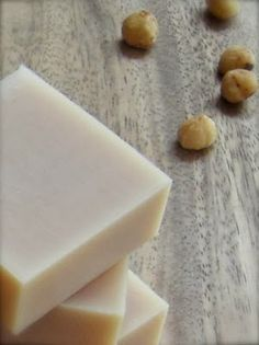 unrefined macadamia nut oil soap