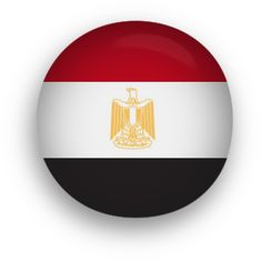 Egypt Flag button round Egyptian Flag, Elizabeth Blackwell, Free Graphics, Cairo, Flags, Maya, Clip Art, Animation, Button