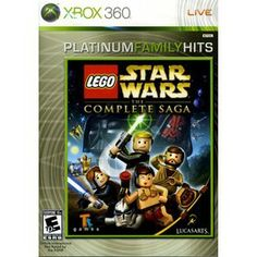Lego Star Wars The Complete Saga PRE-OWNED (Xbox 360)