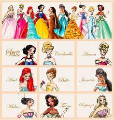 身も心も、髪型もお姫様に♡ディズニープリンセスなりきりヘアアレンジカタログ*にて紹介している画像