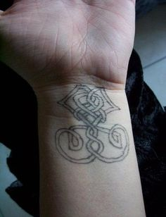 Popular Wrist Tattoo DesignsFor Men  Wrist tattoodesignslooks good on both male and female.While You should keep in mind some points that wrist tattoo design is popular choice while it is not wise.Tattoosare some thing that are used to express yourself so you should go with unique piece of tattoo on your wrist.Men usually perfect tattoo which is black in color and strong.