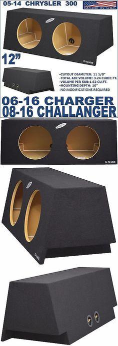 Speaker sub enclosures f150 subwoofer enclosure super cab speaker sub enclosures dodge charger 06 16challenger 08 16 and sub thecheapjerseys Images