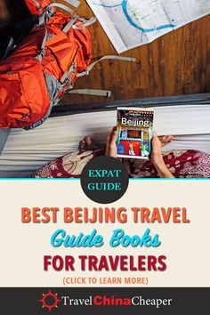 Best Beijing Travel Guide Books for Travelers in 2019 If you plan to travel to Beijing, China in the near future, chances are you're going to want to have some sort of Beijing travel guide book with you. There are quite a few options avai China Travel Guide, Asia Travel, Moving To China, Beijing China, Guide Book, Lonely Planet, Travel Guides, Travel Inspiration, Type
