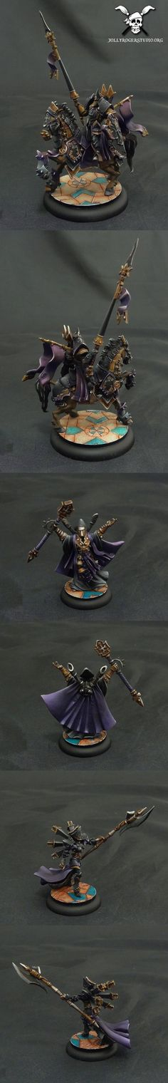 A very different take on Menoth...