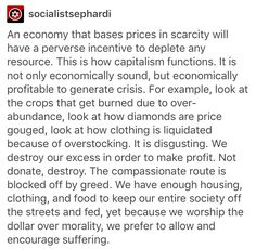 We also equate success with excessive wealth and material goods. Whoever can afford the most expensive, useless shit wins. Gold toilets anyone? Intersectional Feminism, Social Issues, Social Work, Faith In Humanity, Social Justice, Thought Provoking, Economics, In This World, Equality