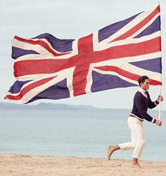 Easily one of the best flags on Earth. The great British flag of the Union (Union Jack). British Summer, Great British, British Style, British Fashion, British Boys, Male Fashion, Club Monaco, Best Flags, Union Flags