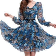 Cheap dress fairytale, Buy Quality dress barn plus size dresses directly from China dress love Suppliers: Hot Sale Summer Style Vestidos Bohemian Plus Size Women Dress Casual Clothes Printed Chiffon Dress Boho Evening Party Dress Barn Dresses, Cheap Dresses, Boho Dress, Casual Dresses For Women, Cute Dresses, Clothes For Women, Dress Casual, Casual Clothes, Party Dresses