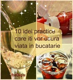 10 idei practice care-ti usureaza viata in bucatarie Organization, Organizing, Oatmeal, Food And Drink, Drinks, Breakfast, Kitchen, Handmade, Getting Organized