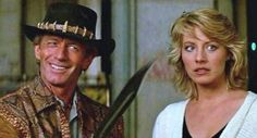 "Crocodile Dundee (1986). ""Now, THAT'S a knife!"""