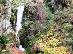 Top 5 Lake District hidden gems - Spout Force in the Lake District Cumbria, by Ann Barker Hidden Places, Secret Places, Weekends Away, Cumbria, Lake District, Where To Go, Great Britain, Trip Planning, Travel Inspiration