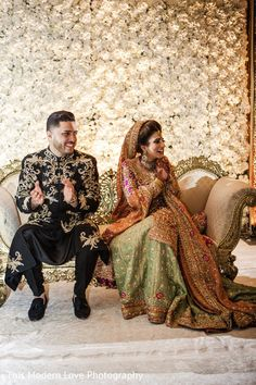 Atlanta, GA Pakistani Wedding by This Modern Love Photography Pictures Wedding Outfits For Groom, Pakistani Wedding Outfits, Indian Bridal Outfits, Pakistani Wedding Dresses, Wedding Attire, Pakistan Wedding, Pakistani Formal Dresses, Wedding Sherwani, Indian Wedding Ceremony