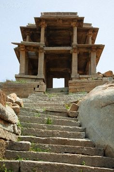 Ancient ruins of Sule Bazaar