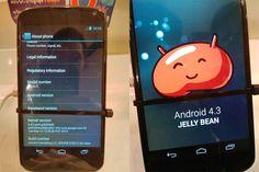 Aparece el Nexus 4 con Android 4.3 (Jelly Bean) en el Thailand Mobile Expo 2013 [Vídeo] http://www.xatakandroid.com/p/93464