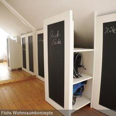 ber ideen zu schrank dachschr ge auf pinterest dachschr ge dachboden und schrank. Black Bedroom Furniture Sets. Home Design Ideas