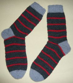 Socks. http://fabricoletout.blogspot.com
