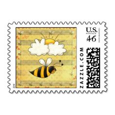 Us Postage Stamps   Flying Bee US Postage Stamps