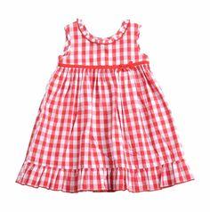 Resultado de imagen de ropa para niña de 2 años de verano Toddler Dress, Toddler Outfits, Girl Outfits, Baby Girl Dresses, Baby Dress, Kids Wardrobe, Baby Sewing, Kids Wear, Couture