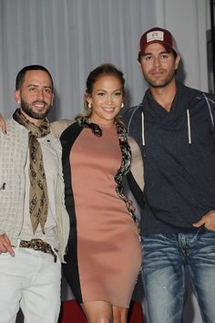 Jennifer Lopez and Enrique Iglesias announce summer tour!