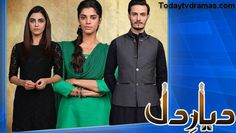 Diyar e Dil Episode 21 Hum Tv 4 August 2015 Dailymotion