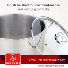 Cookware, It Is Finished, Stainless Steel, Metal, Beautiful, Products, Diy Kitchen Appliances, Kitchen Gadgets, Metals