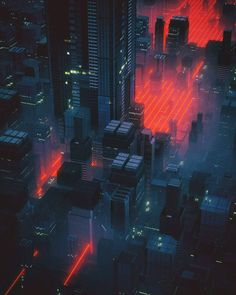 MTL Writer, daydreamer and resident cyberpunk. The brain that collates this visualgasm also assembles words into post-cyberpunk dystopia: my. Cyberpunk City, Ville Cyberpunk, Cyberpunk Aesthetic, Futuristic City, City Aesthetic, Futuristic Design, Science Fiction, Space Opera, Rpg Map
