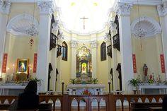 マカオで最も古い教会の一つ「聖ローレンス教会」 ▼14Aug2015オリコン 近い! 旨い! 新しい! 東洋と西洋、新旧とが交じり合うマカオへいますぐ行きたい! http://www.oricon.co.jp/special/48179/?cat_id=macau_0814 #Macau #澳門 #澳门 #聖老楞佐教堂 #Igreja_de_São_Lourenço #Igreja_de_Sao_Lourenco