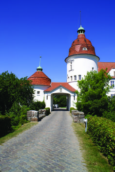 Nordborg Slot, tidligere slot, nu efterskole i Nordborg på Als Denmark Europe, Copenhagen Denmark, Baltic Region, Odense, Danish Design, Helsinki, Oslo, Stockholm, Finland