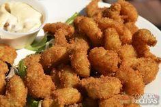 Receita de Isca de frango empanada na cerveja em receitas de aves, veja essa e outras receitas aqui!
