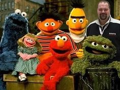 Who Are the People in Your Neighbourhood - Me on Sesame Street