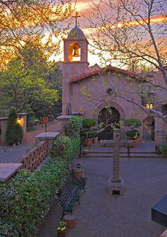 tlaquepaque chapel - Sedona, az