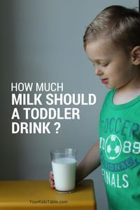 Many parents wonder, how much milk should a toddler drink, because it changes drastically at 1 years old! Get the answer, plus the best sippy cup for milk and what to do when your 2 year won't eat and only drinks milk. 2 Year Old Food, 1 Year Old Meals, Baby Activities 1 Year, Infant Activities, Toddler Wont Eat, Toddler Nutrition, Vegan Nutrition, Nutrition Guide, Baby Eating