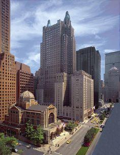 Waldorf Astoria, and St. Bart's New York City, New York